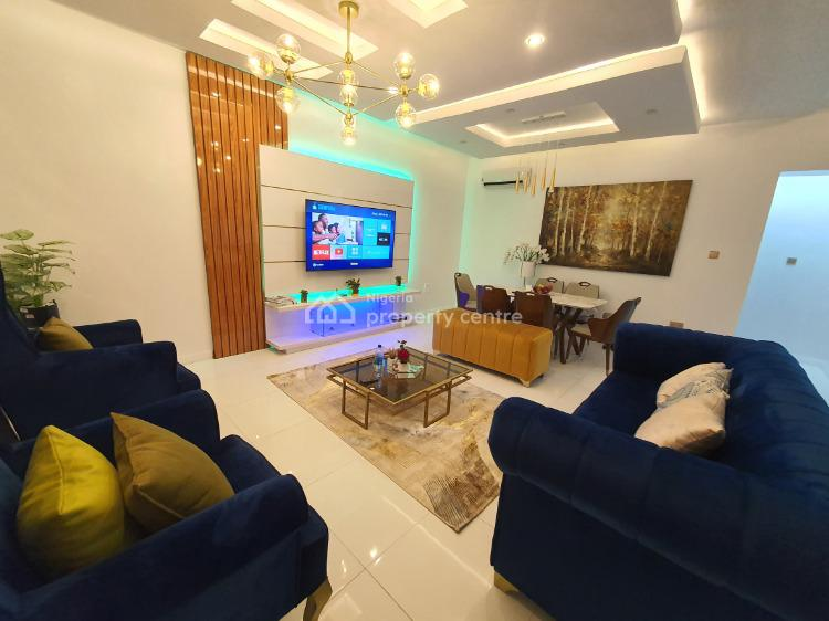 3 Bedrooms Terraced Duplex, Osapa, Lekki, Lagos, Terraced Duplex Short Let