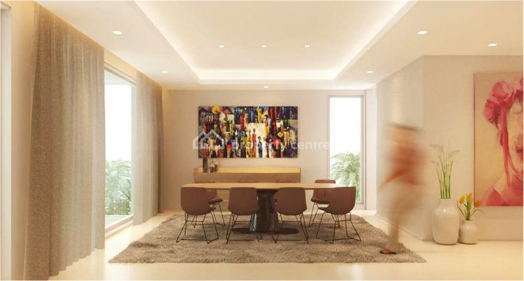 3 Bedroom Apartment, Kara Residence, Osborne Foreshore, Osborne, Ikoyi, Lagos, Flat for Sale