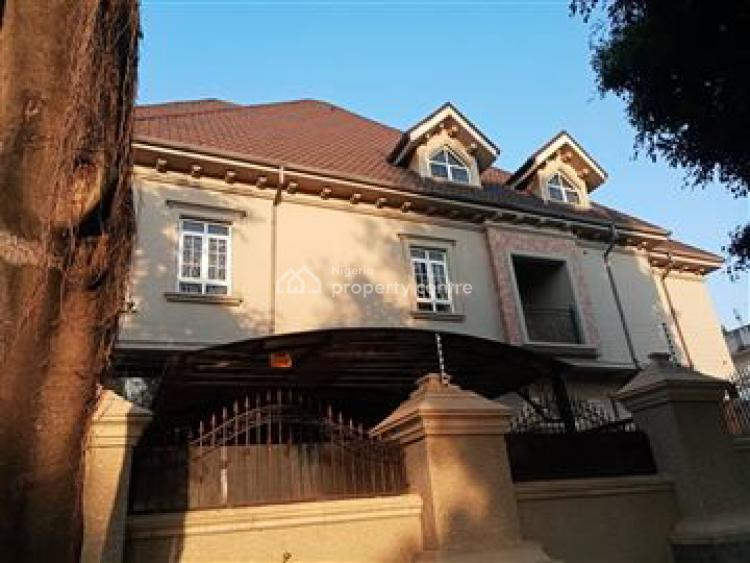 Luxury 6 Bedroom Mansion in a Serene and Secured Environment, Asokoro District, Abuja, Detached Duplex for Sale