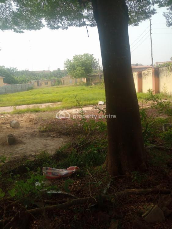 Land Measuring of 1000 Square Meter, Oba Akinzua Street, Onireke Jericho Gra, Dugbe (onireke), Ibadan North-west, Oyo, Residential Land for Sale