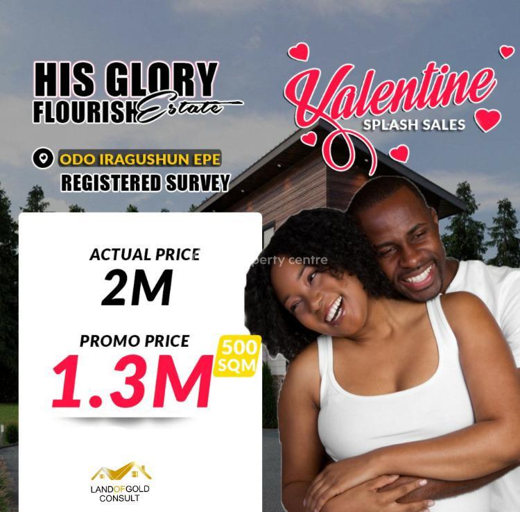 Affordable Land, Back of Yaba Polytechnic, Epe, Lagos, Mixed-use Land for Sale