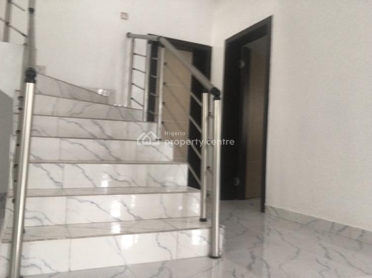 Four Bedroom Terrace with Bq, Ilaso Iketa, Ilasan, Lekki, Lagos, Terraced Duplex for Rent