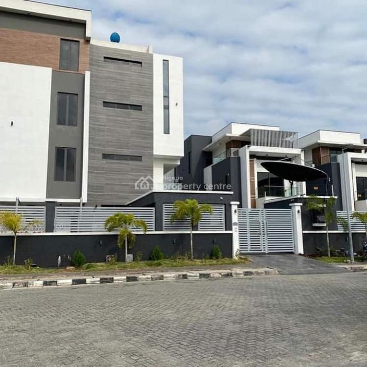 3 Bedrooms Brand New Fully Furnished Terrace, Banana Island, Ikoyi, Lagos, Terraced Duplex for Sale