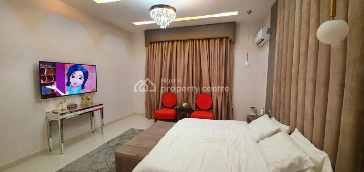 Opes Luxury 3 Bedroom Apartment, Frisco Court, Ikate Elegushi, Lekki, Lagos, Flat Short Let