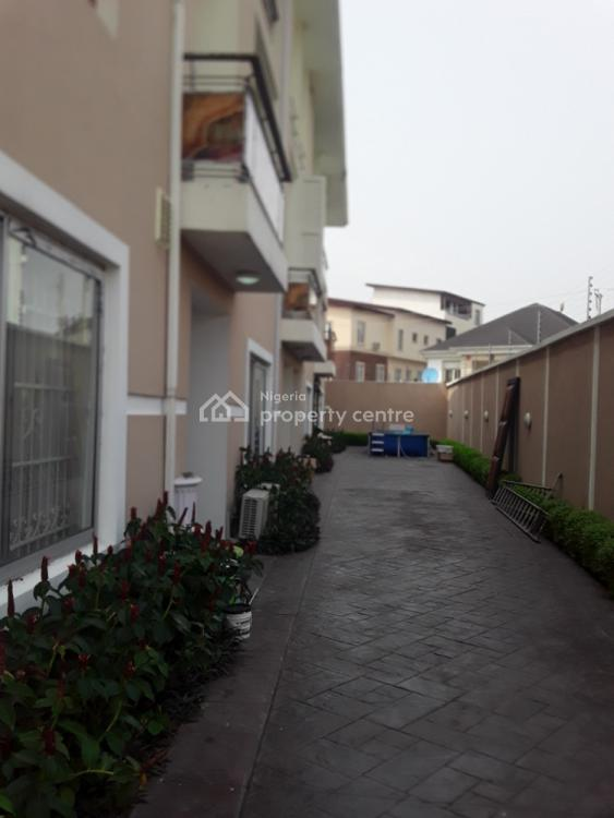 a Luxury Serviced 4 Bedroom Apartment, Onikoyi Estate Off Banana Island Way, Ikoyi, Lagos, Flat for Rent