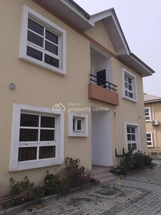 24hrs Power Serviced 4 Bedroom House, Friends Colony Shoprite, Osapa, Lekki, Lagos, Detached Duplex for Rent