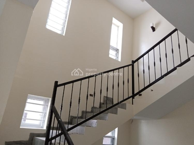 Luxury 4 Bedroom Flat with Excellent Facility, Beside Skymall Supermarket, Sangotedo, Ajah, Lagos, Semi-detached Duplex for Sale