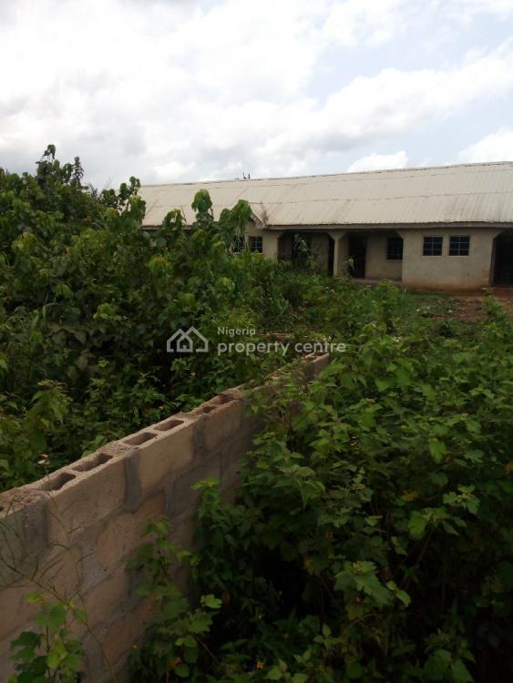 Uncompleted Window Level Building on Half Plot of Land., Okanran, Oko Afor, Ado-odo/ota, Ogun, House for Sale