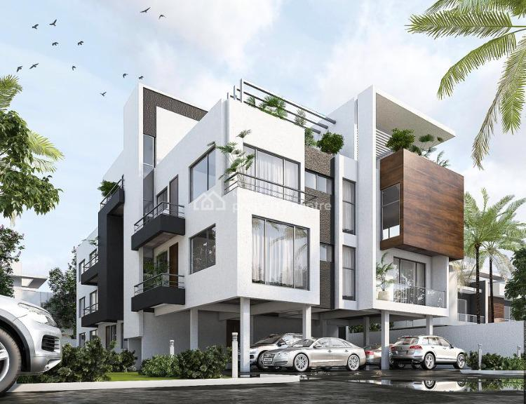 Newly Built, Exquisitely Furnished and Serviced 2-bedroom Condors, Lekki Phase 2, Lekki, Lagos, Flat for Sale