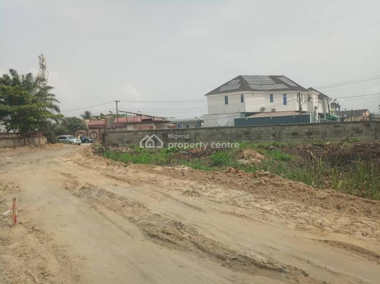 Dry Plot of Land in a Well Developed Area, Corporative Villa in Genesis Court Phase2, Badore, Ajah, Lagos, Residential Land for Sale