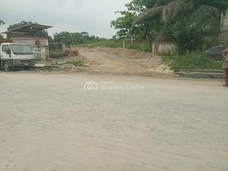 Dry Plots of Land in a Well Developed Area, Corporative Villa, Badore, Ajah, Lagos, Residential Land for Sale
