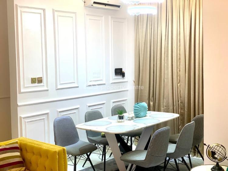 4 Bedroom Semi Duplex, Chevron Alternative Route, Lekki Expressway, Lekki, Lagos, Semi-detached Duplex Short Let