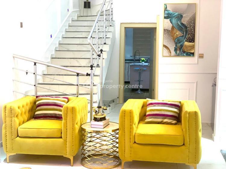 Super Luxury 4 Bedroom Detached Duplex, Berra Estate, Off Cheveron Drive, Lekki Phase 2, Lekki, Lagos, Detached Duplex Short Let