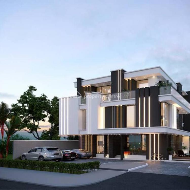 Luxurious 5 Bedroom with Swimming Pool, Cinema Room, Elevator, Etc., Off Bourdillion, Old Ikoyi, Ikoyi, Lagos, Detached Duplex for Sale