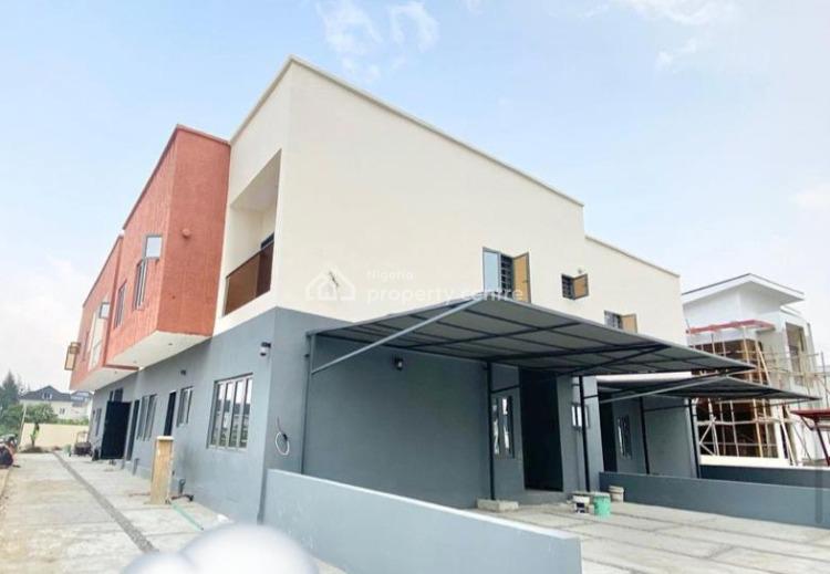 Luxury 3 Bedroom Apartment, 2nd Toll Gate, Lekki, Lagos, Terraced Duplex for Sale