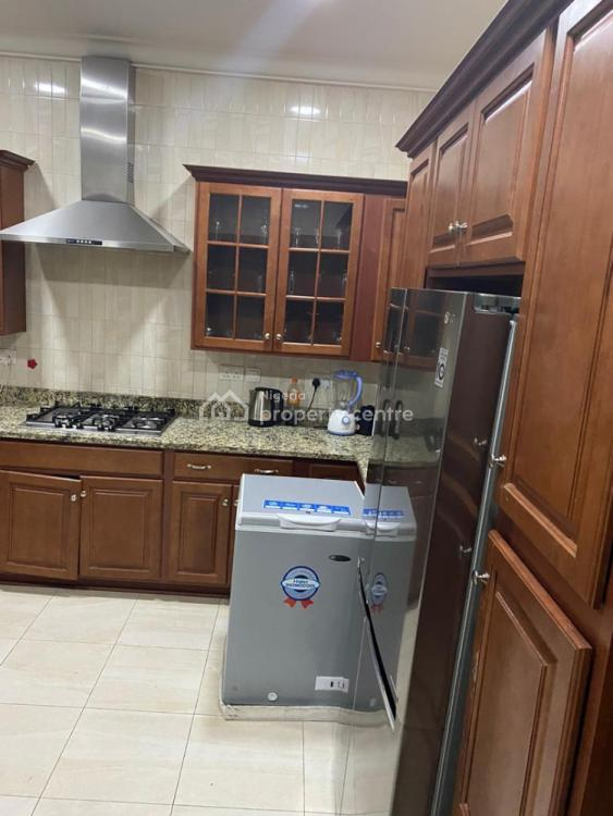 Exquisite and Massive 3 Bedroom Duplex with Pool and Nice Finishes, Banana Island, Ikoyi, Lagos, Terraced Duplex Short Let
