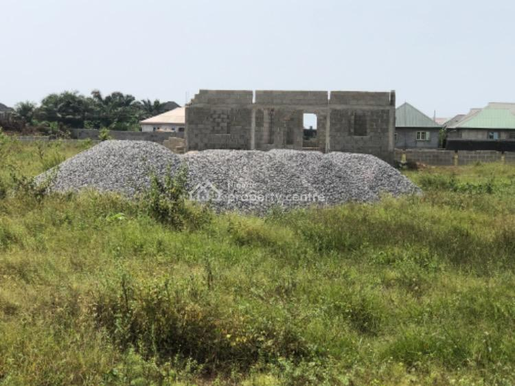 Buy and Build Instantly Landed Property with C of O, After Novare Shoprite,, Bogije, Ibeju Lekki, Lagos, Residential Land for Sale