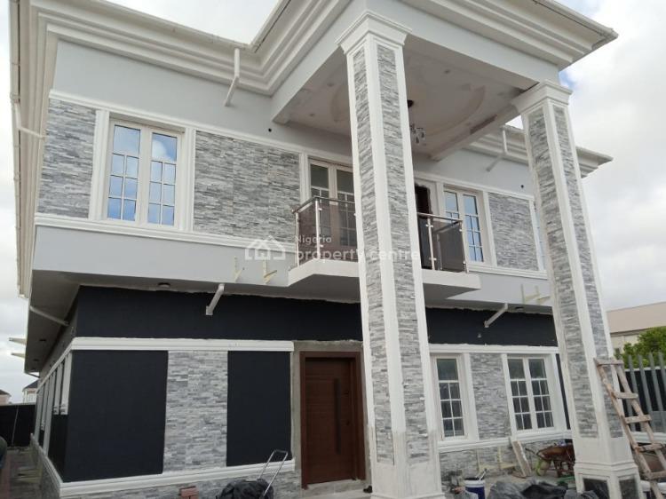 Newly Built Luxurious 4 Bedroom Duplex, Beachwood Estate, Ibeju Lekki, Lagos, Semi-detached Duplex for Rent
