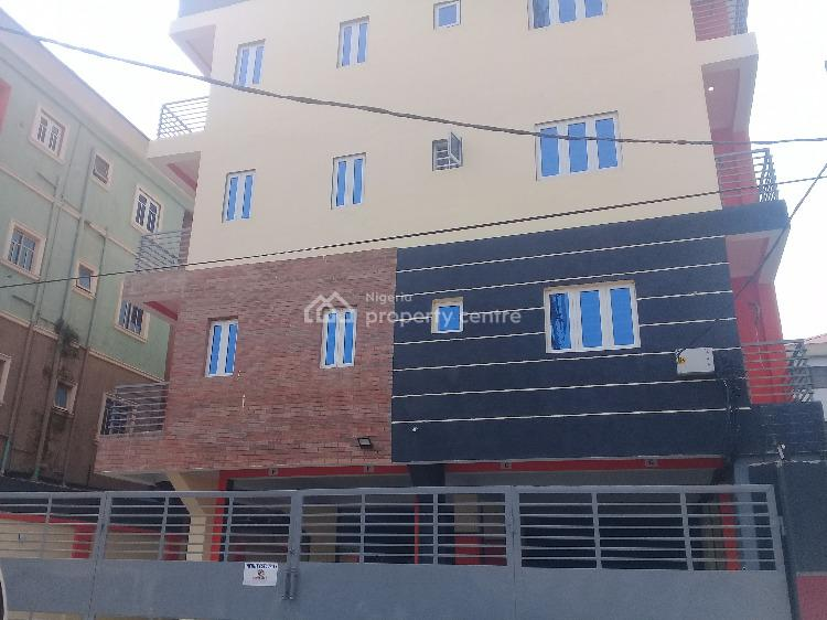 Newly Built Block of 2 Bedroom Flat. All Room Ensuite, 30, Queens  Street, Yaba, Lagos, Flat for Sale