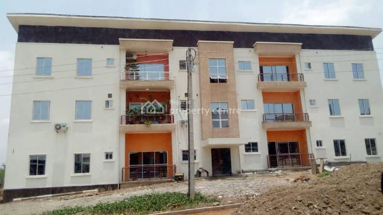 Stunning View, Superb Atmosphere, Stellar Price 2 Bedroom Flat, The Paradise Estate, Life Camp, Abuja, Flat for Sale