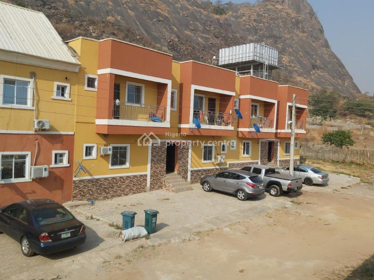 Luxury 1 Bedroom Apartment in a Secured and Organized Estate, By Brick City Estate, Kubwa, Abuja, Block of Flats for Sale