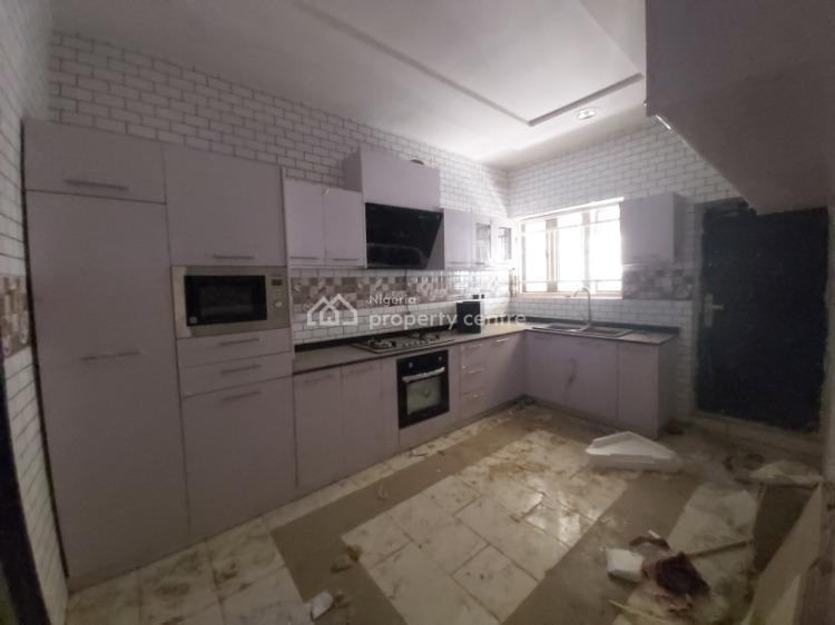 Brand New and Nicely Located 4 Bedrooms Terraced House with Boys Quarter, Life Camp, Abuja, Terraced Duplex for Sale