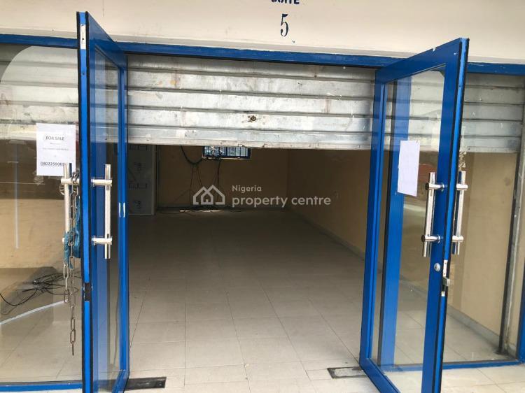 Executive Shop with Private Toilet, Elegushi Modern Plaza, Jakande, Lekki, Lagos, Shop for Sale