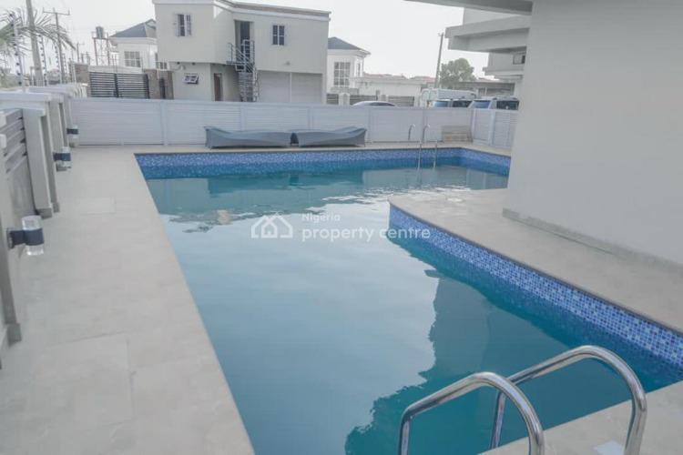Luxury 3 Bedroom Apartments, Lekki Phase 1, Lekki, Lagos, Flat Short Let