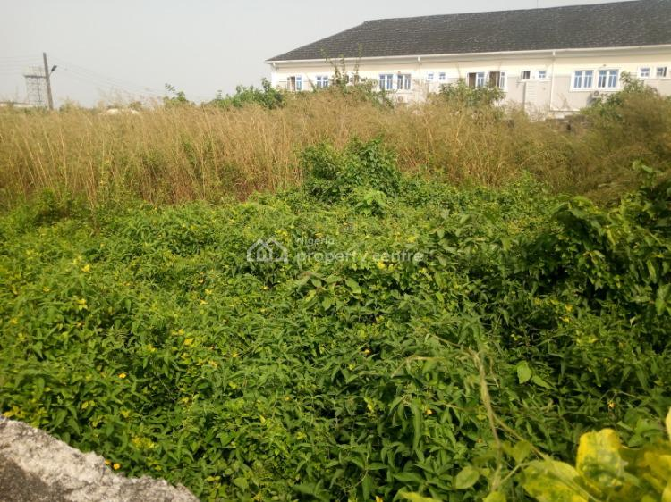 Full Plot Dry Land, Atlantic Layout Estate General Paint Bus Stop, Ajah, Lagos, Mixed-use Land for Sale