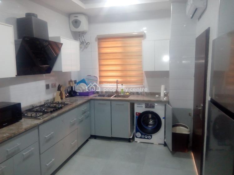 Luxury 4-bedroom Terrace Duplex, Jahi, Abuja, Terraced Duplex Short Let