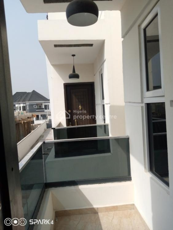 Four-bedroom Terrace Duplex with Bq, Orchard Road Second Toll Gate, Lekki Phase 2, Lekki, Lagos, Terraced Duplex for Sale