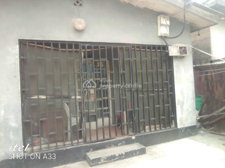 Bungalow of 4 Bedroom 2 Bedroom and 2 Nos of Self Contained, Ogba, Ikeja, Lagos, Terraced Bungalow for Sale