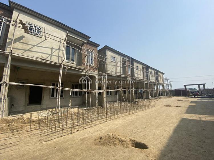 Off Plan Terraced Duplex, Orchid Road By Second Toll Gate, Lekki, Lagos, Terraced Duplex for Sale