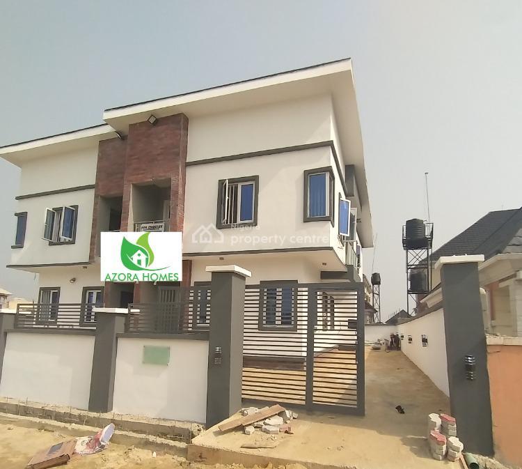 Solidly Built 4 Bedroom Semi Detatched Duplex, Thomas, Ajah, Lagos, Semi-detached Duplex for Sale