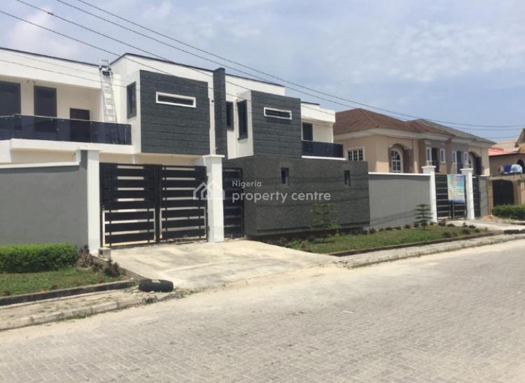 New 4 Bedroom Semi Detached House, Lekki Phase 1, Lekki, Lagos, Semi-detached Duplex for Sale