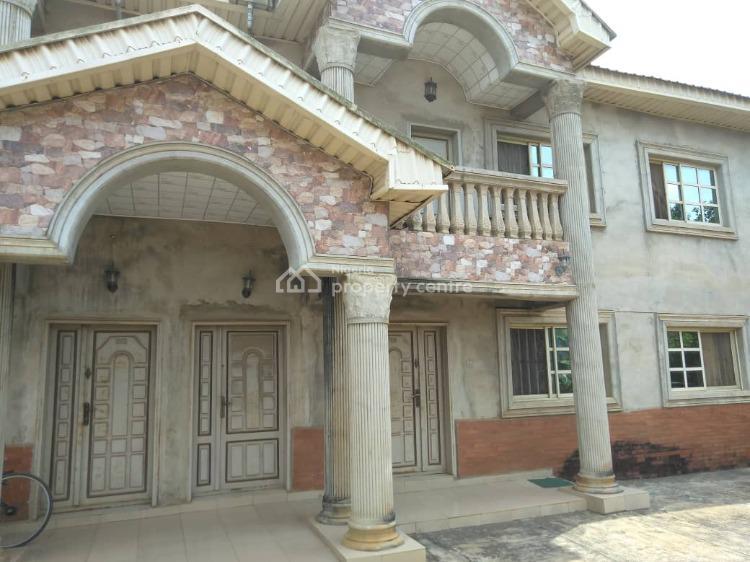 Standard 5 Bedroom with 2 Numbers of 3 Bedroom in Serene Estate, Abule Odu Grace Land Estate, Egbeda, Alimosho, Lagos, Detached Duplex for Sale