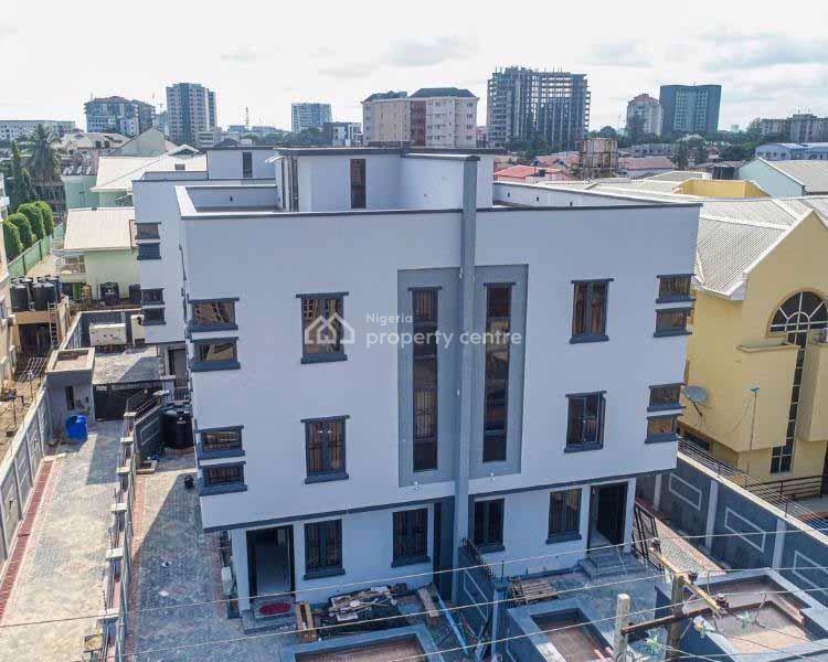 Brand New 4 Bedrooms Semi Detached Duplex, Park View, Ikoyi, Lagos, Semi-detached Duplex for Sale