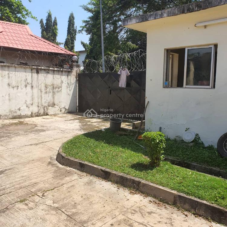 5 Bedroom Fully Detached Duplex with 3 Rooms Bq, Asokoro District, Abuja, Detached Duplex for Sale