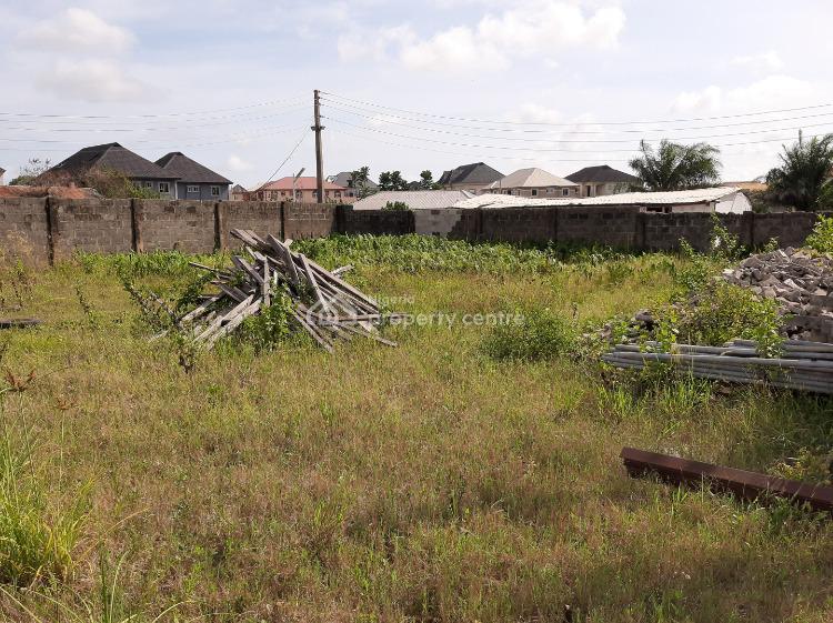 Affordable Land a Good Location., Facing Express Road Abijo Ibeju Lekki, Abijo, Lekki, Lagos, Commercial Land for Sale