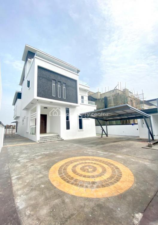 Beautiful and Well Built 5 Bedroom Duplex, Osapa, Lekki, Lagos, House for Sale