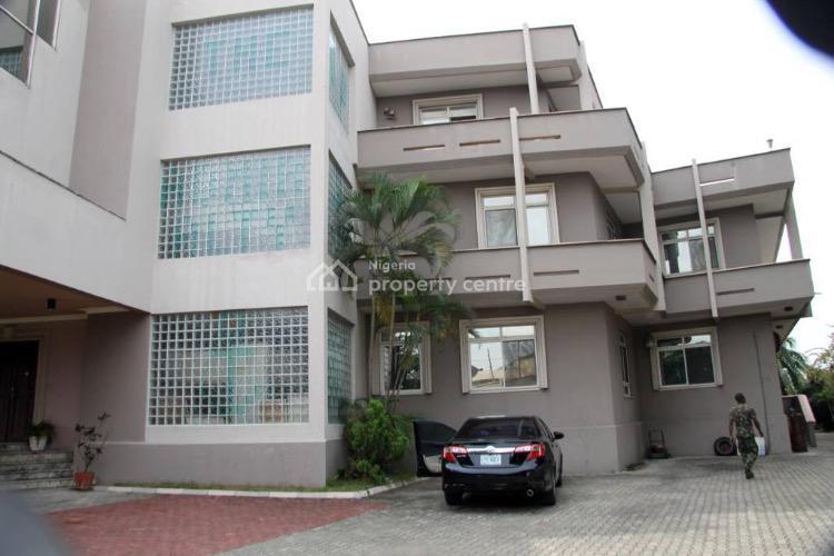 Waterfront 12 Bedroom Duplex with Jetty, Admiralty Way, Lekki Phase 1, Lekki, Lagos, Detached Duplex for Sale