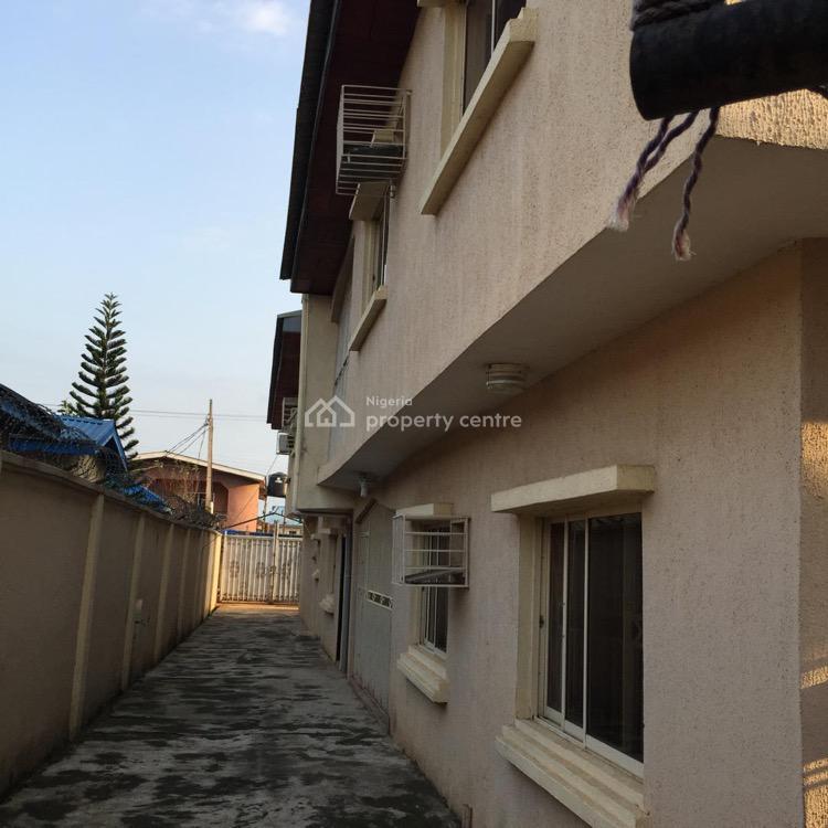 Negotiable Luxury Duplex of 5 Bedrooms En-suite and 2 Nos of 3 Bedrooms, 7, Abayomi Odubena Street, Off Isawo Road, Olutoye Bus Stop, Agric, Ikorodu, Lagos, House for Sale