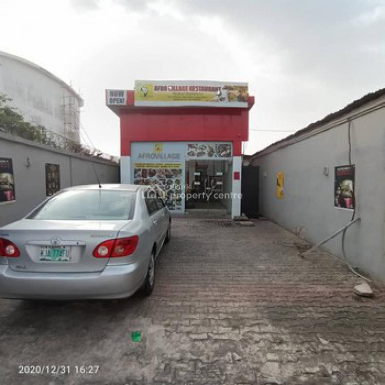 an Open Plan Office Building with Modern Amenities, 125 Iju Road Opp Sterling Bank, Ifako-ijaiye, Lagos, Office Space for Rent