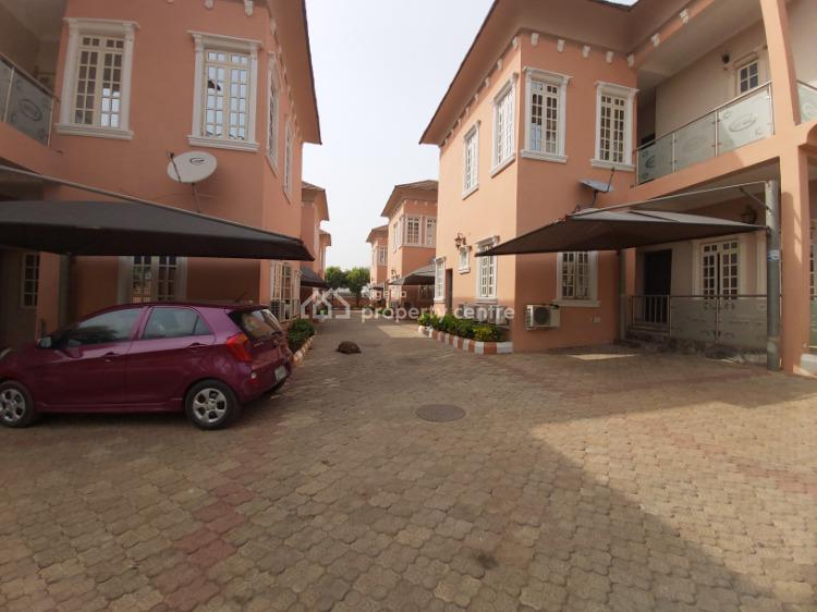 Mini-estate Comprising of 6 Units of 4 Bedroom Duplexes, Katampe Extension, Katampe, Abuja, Detached Duplex for Sale