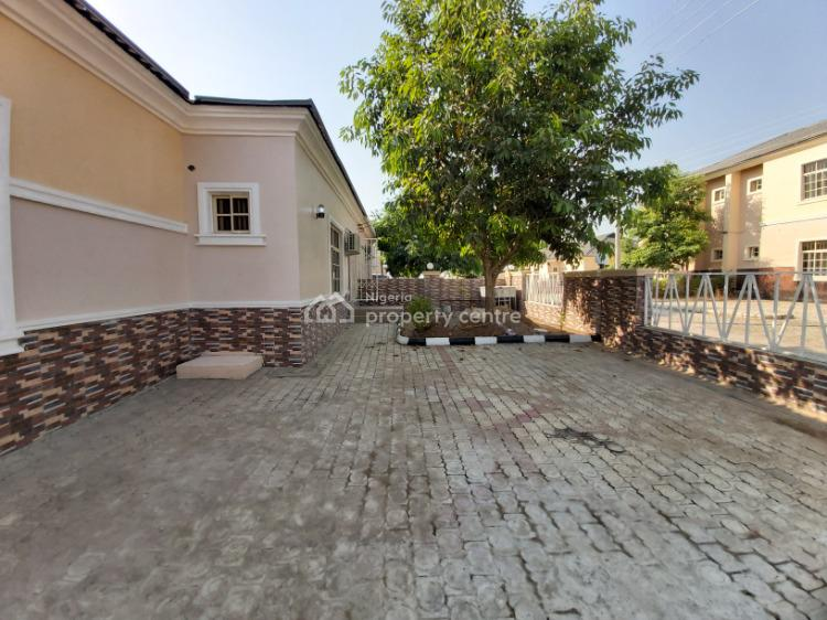 Brand New, Well Located Fully Finished Luxury 3 Bedrooms Bungalow, Navy Estate Road, Karshi, Abuja, Semi-detached Bungalow for Sale