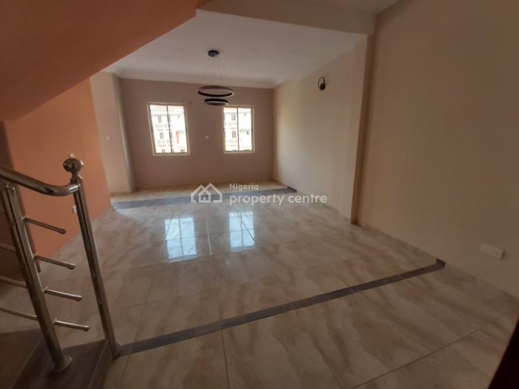 Brand New and Nicely Located Luxury 4 Bedroom Terraced House with Bq, Durumi, Abuja, Terraced Duplex for Sale