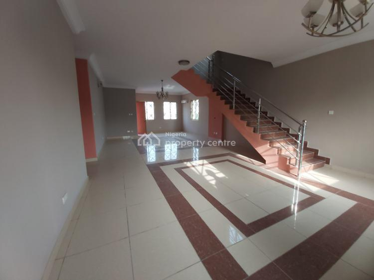Newly Built and Well Located Luxury 4 Bedroom Detached House with Bq, Durumi, Abuja, Detached Duplex for Sale