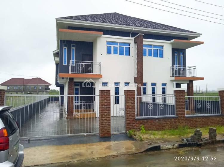 4 Bedroom Semi-detached Duplex and Bq, Amity Estate, Sangotedo, Ajah, Lagos, Semi-detached Duplex for Sale