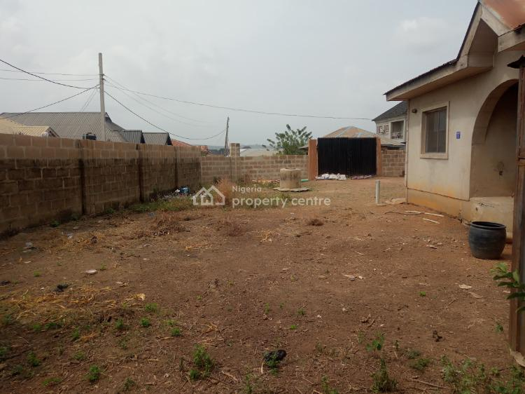Twin  Flat of 3 Bedroom Each with More Space for Another Development, No 6, Fort Fill Streets, Asanpa Estate, Elebu Oluyole Extension, Oluyole, Oyo, Block of Flats for Sale