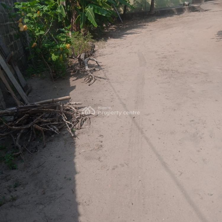 Commercial Or Residential, New Site, Ijegun Imore, Navy Town Road, Satellite Town, Ojo, Lagos, Terraced Duplex for Sale